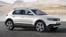 Volkswagen Polo crossover concept could debut in Geneva - report