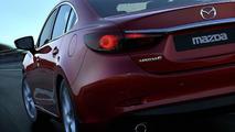 2014 Mazda6 first official photos 25.07.2012