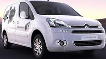 2013 Citroen Berlingo Electric 12.9.2012