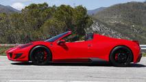 Mansory Ferrari 458 Spider Monaco Edition 16.05.2012