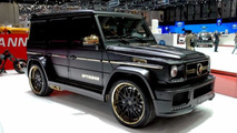 Hamann does video tour of its Mercedes-Benz G65 AMG Spyridon