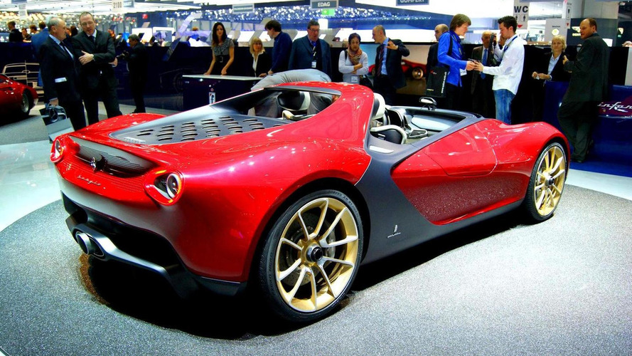 Pininfarina makes its first profit since 2004