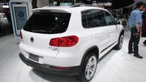 2014 Volkswagen Tiguan R-Line live in Detroit 15.01.2013
