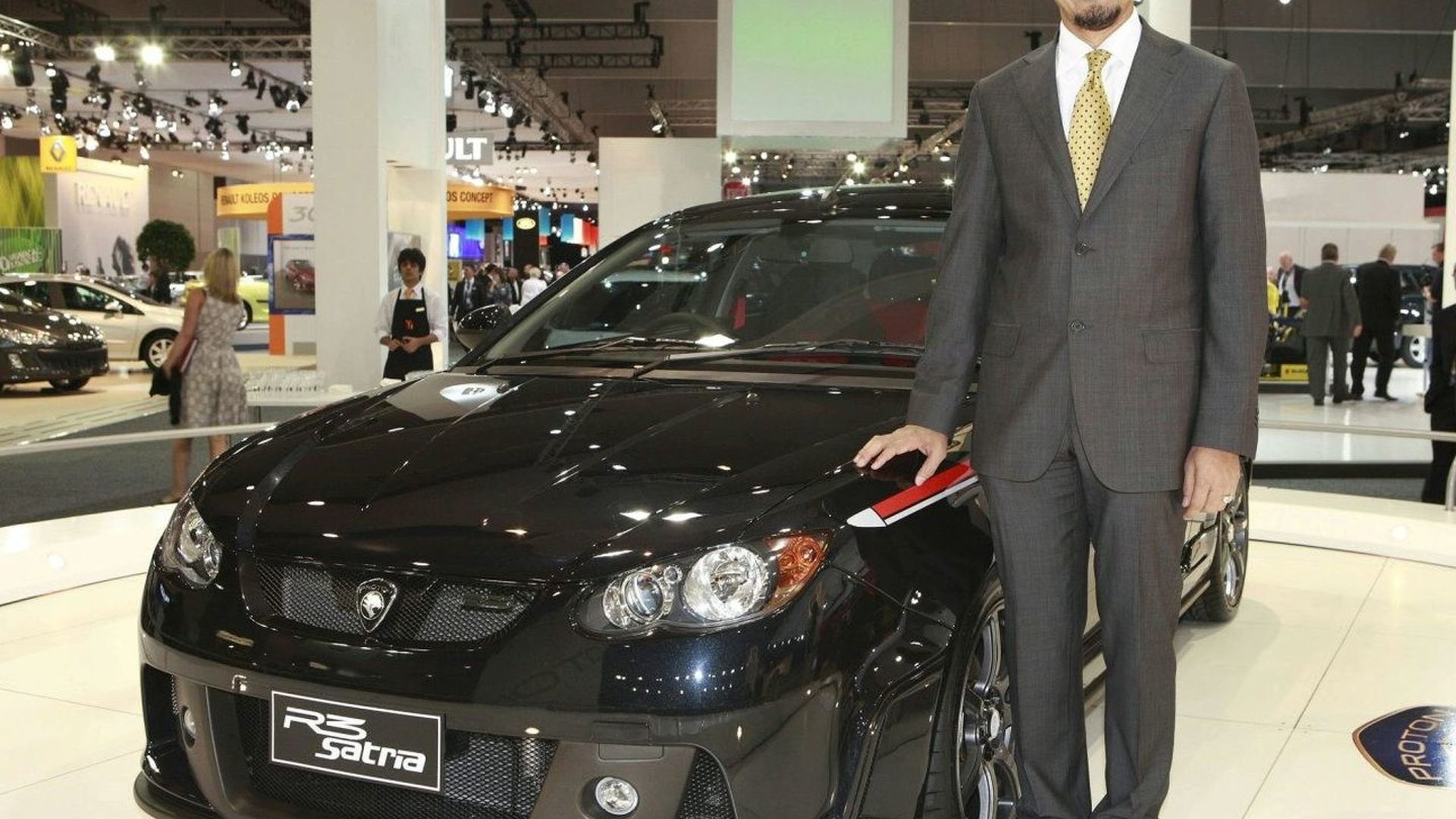 Proton Prepares new Diesel and Performance Engines
