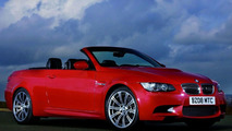 BMW M3 Convertible Set for UK Launch