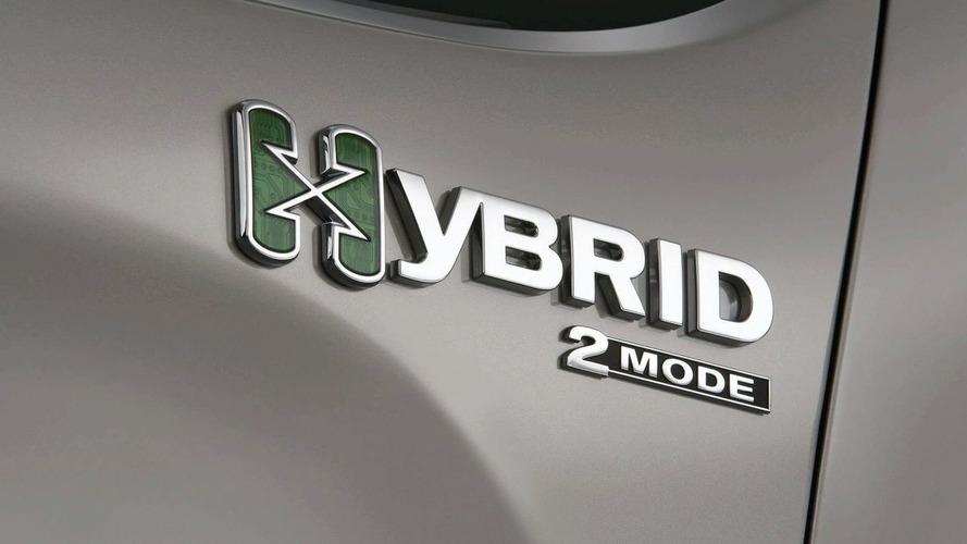 GM Announces Plans For Next Generation Hybrids