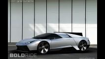 Lamborghini Missile Concept by Youngjai Jun