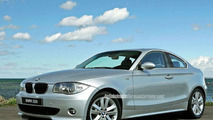 BMW 2 Series Coupe artist impression front view