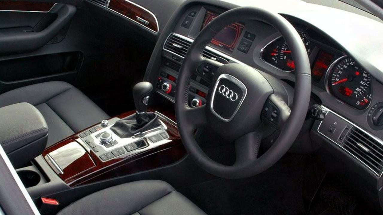 New Audi A6 Avant (Australia)