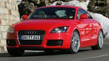 New Audi TT S-Line Spy Photos