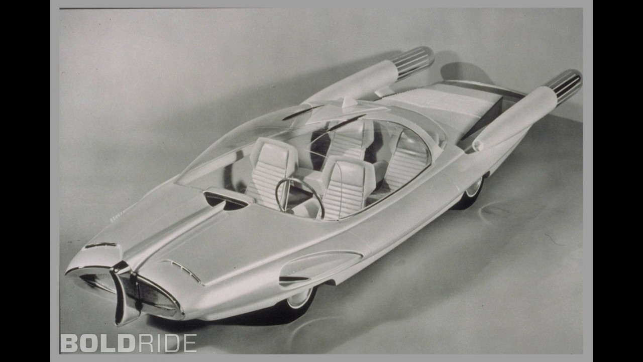 Ford X-2000 Concept