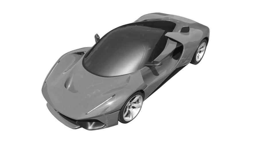 Et si la nouvelle Ferrari LaFerrari était sous nos yeux ?