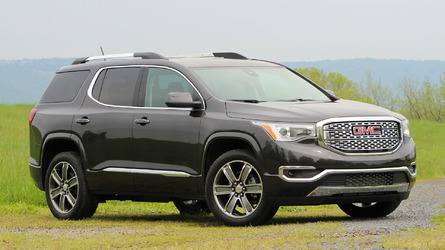 2017 GMC Acadia: First Drive