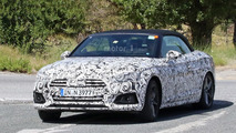 2018 Audi A5 Cabriolet spy photos