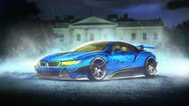BMW i8 for Mystique