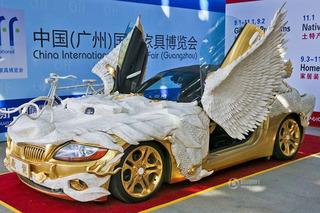 Good Taste, Lots of Yaks Sacrificed to Make this BMW Z4