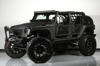 A $109,000 Custom Jeep You Shouldn't Muck With