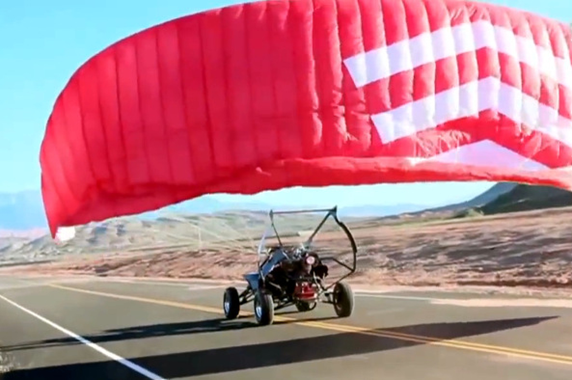 SkyRunner is Part-Dune Buggy, Part-Flying Car, All-Awesome [w/ video]