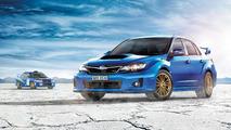 Subaru WRX RS40 introduced in Australia