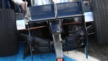 McLaren 'wing suspension' causing a stir