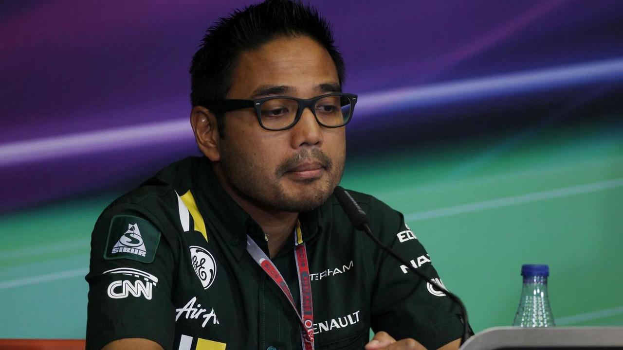 Riad Asmat 22.06.2012 European Grand Prix
