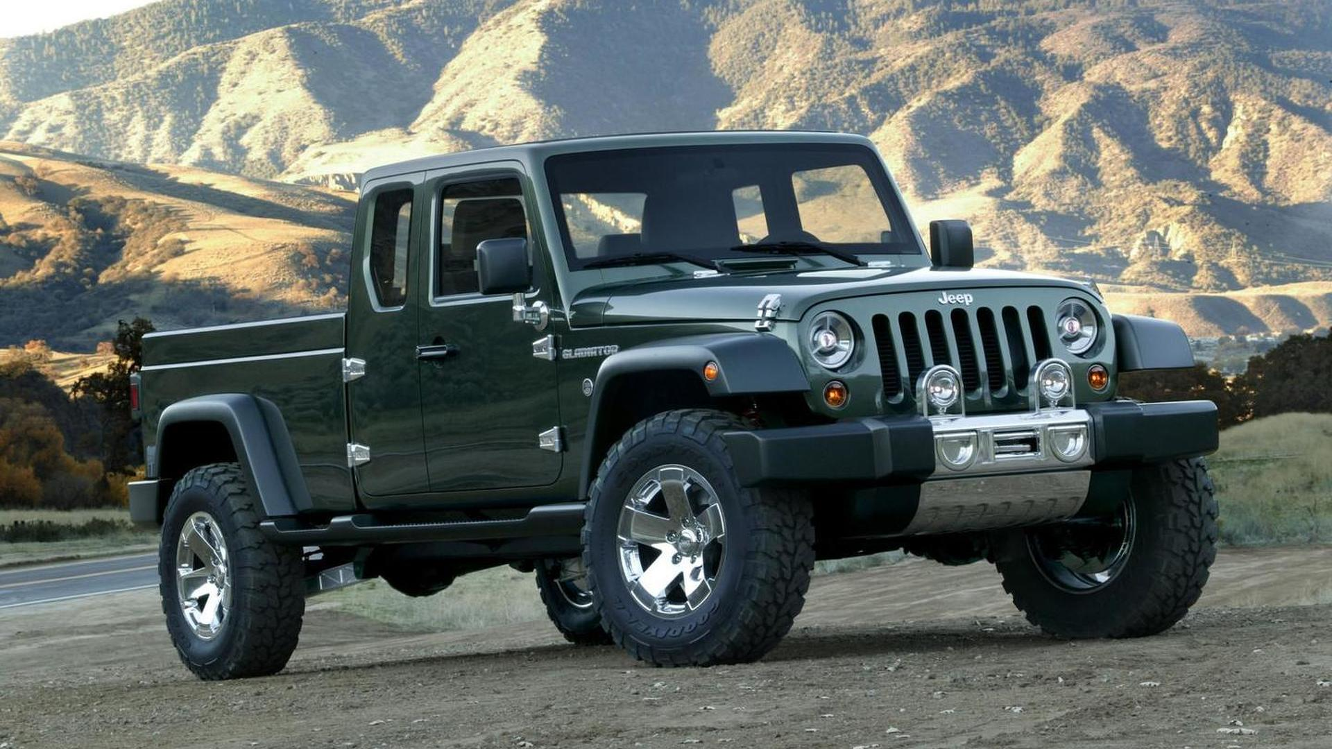 Jeep CEO says he's a 'big advocate' for a Wrangler-based pickup