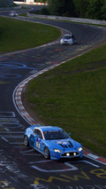 Aston Martin V12 Vantage Nürburgring 24 Hour race 2009
