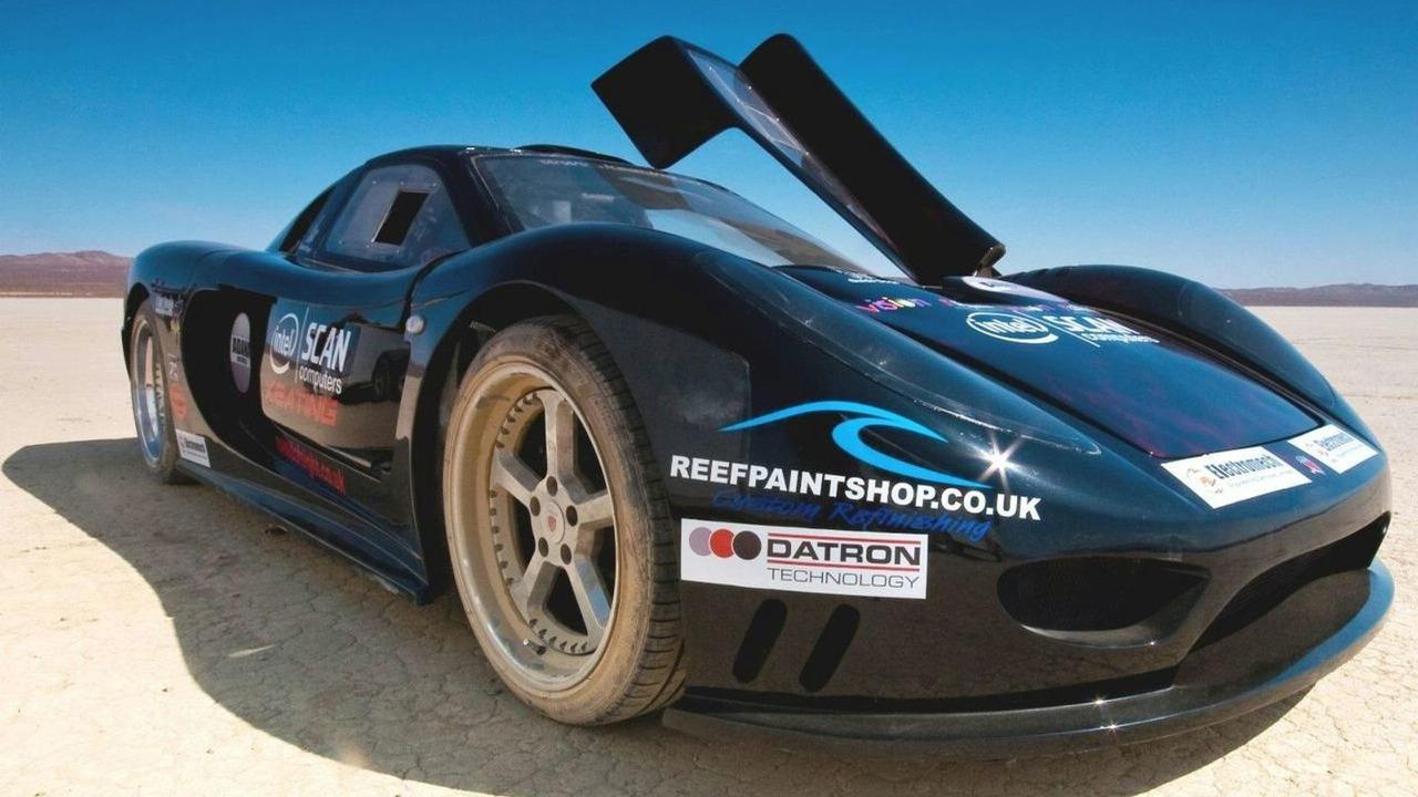 Keating TKR world record car