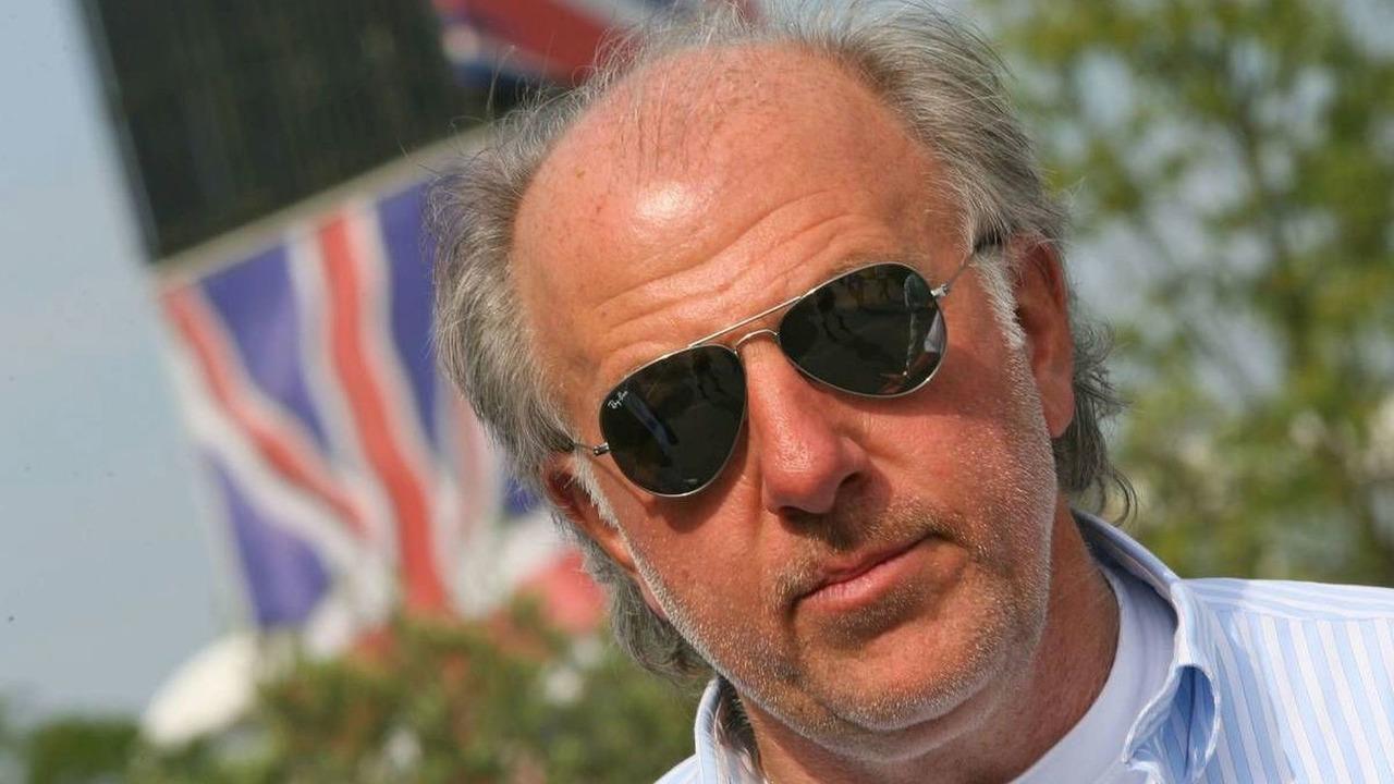 David Richards, Owner of Prodrive - Formula 1 World Championship, Rd 8, British Grand Prix, Silverstone, England, 11.06.2006