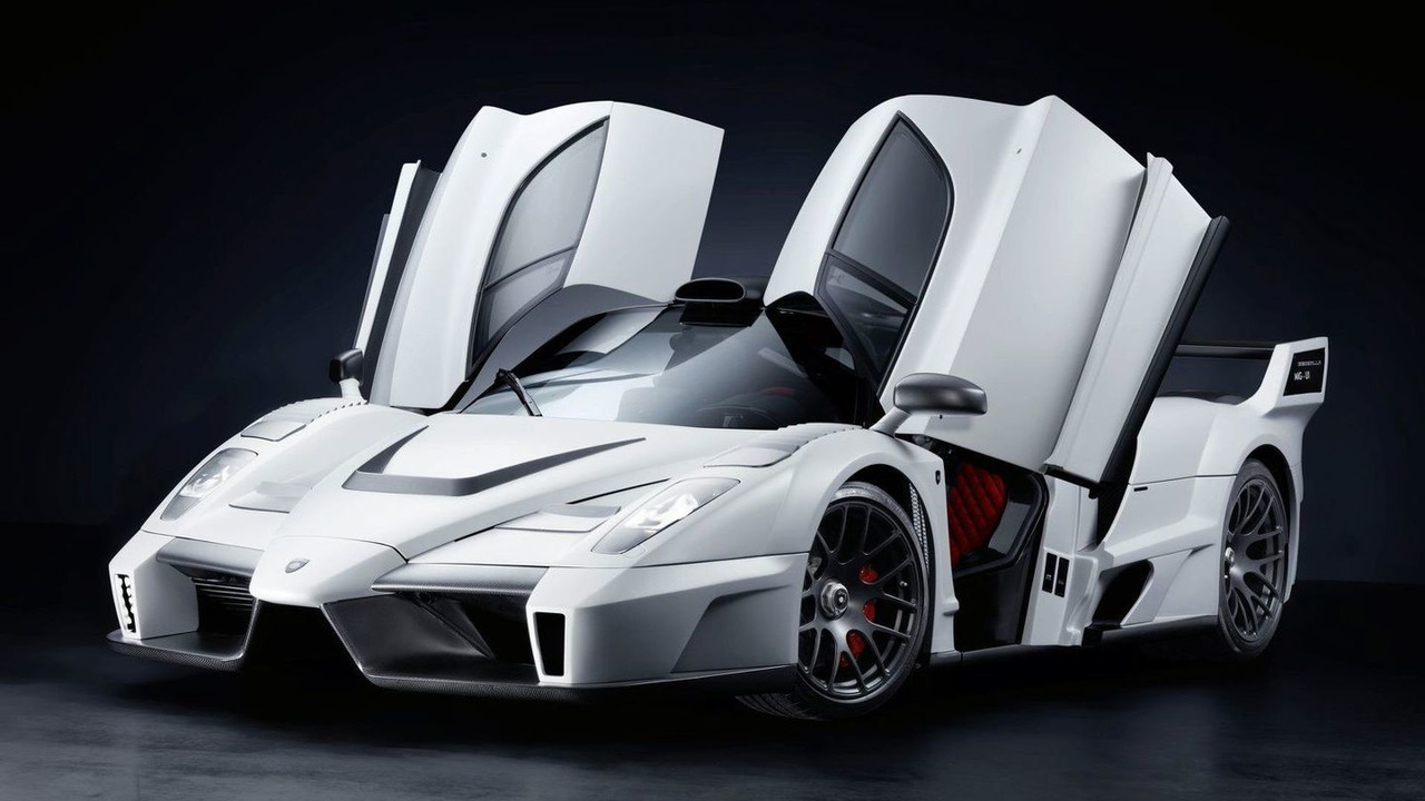 Gemballa MIG - U1 based on Ferrari Enzo 12.01.2010