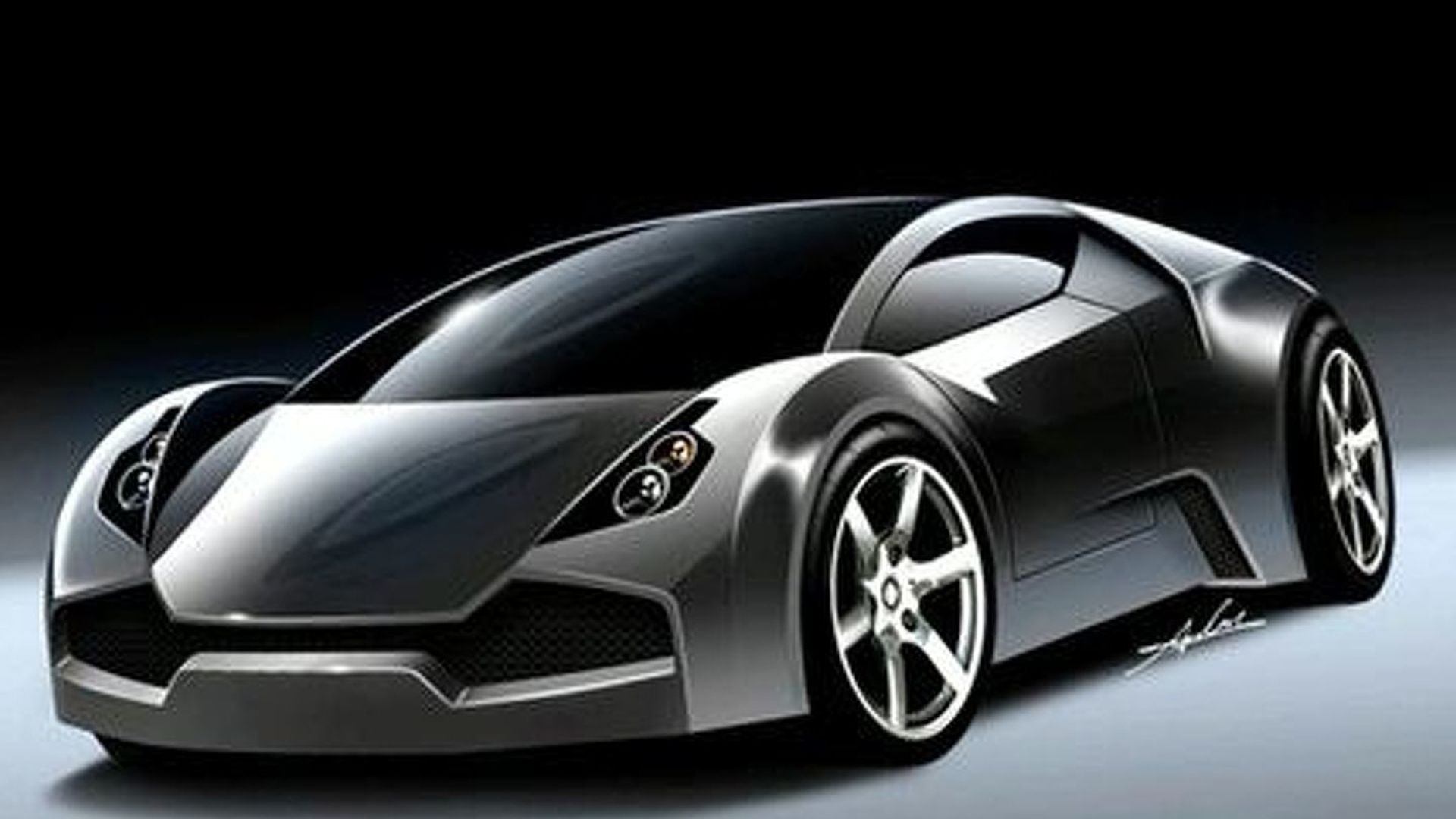 JJAD Project 001: Affordable, Light and Powerful Sports Car