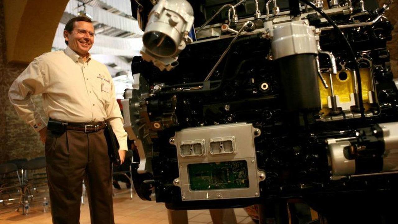 Dodge 6.7-liter Turbo-Diesel Engine