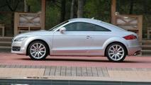 New Audi TT Market Launch for UK