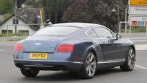 2012 Bentley Continental GT Speed spied 18.08.2011