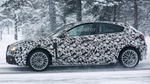 Alfa Romeo Giulietta facelift spy photo