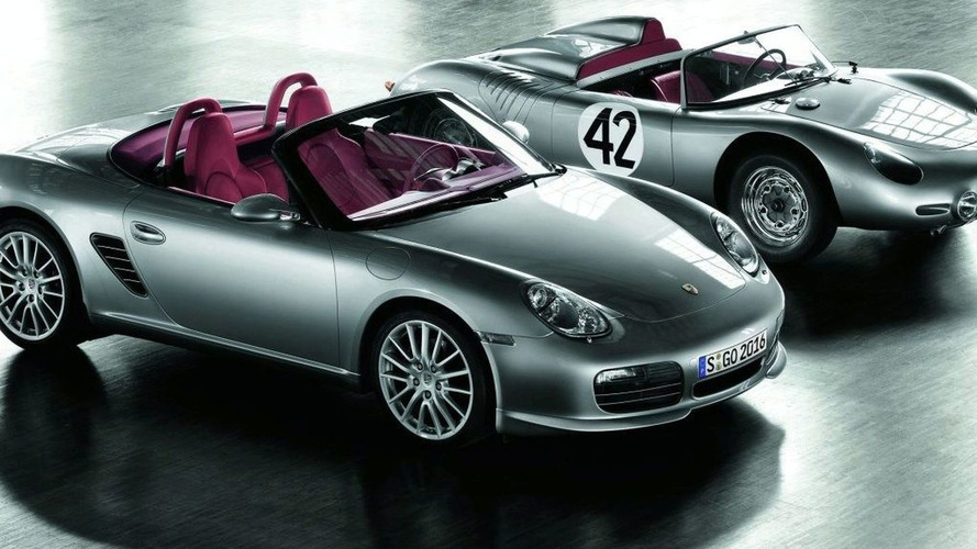 Porsche Boxster RS 60 Spyder Limited Edition