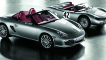 Porsche Boxster RS 60 Spyder and 1960 the Porsche Type 718 RS 60 Spyder