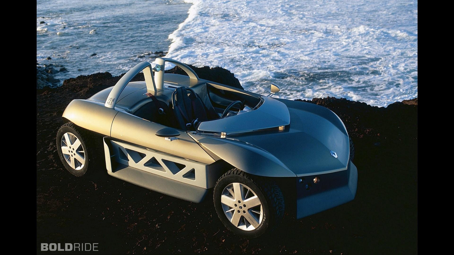 Renault Zo Concept