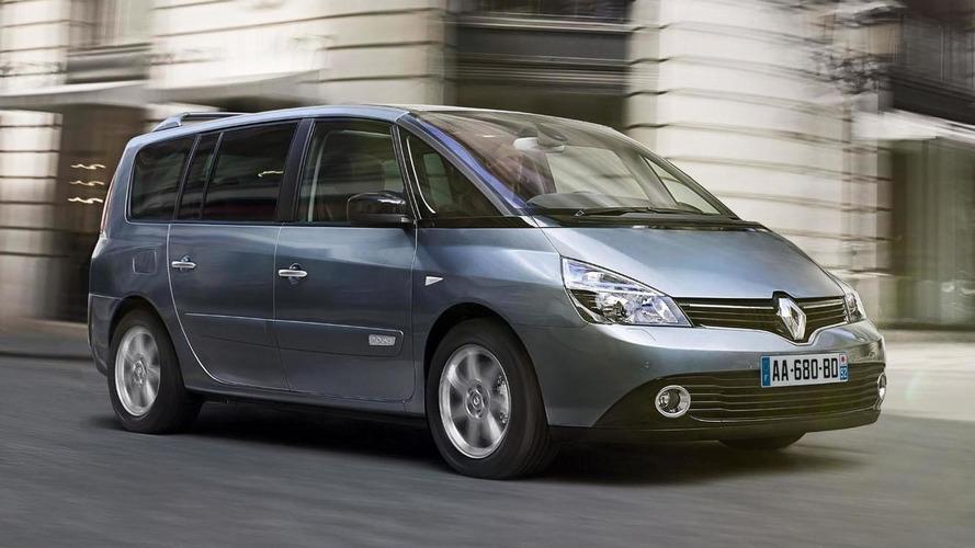 2013 Renault Espace facelift gets detailed