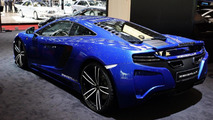 Gemballa GT based on McLaren MP4-12C live in Geneva 06.03.2012