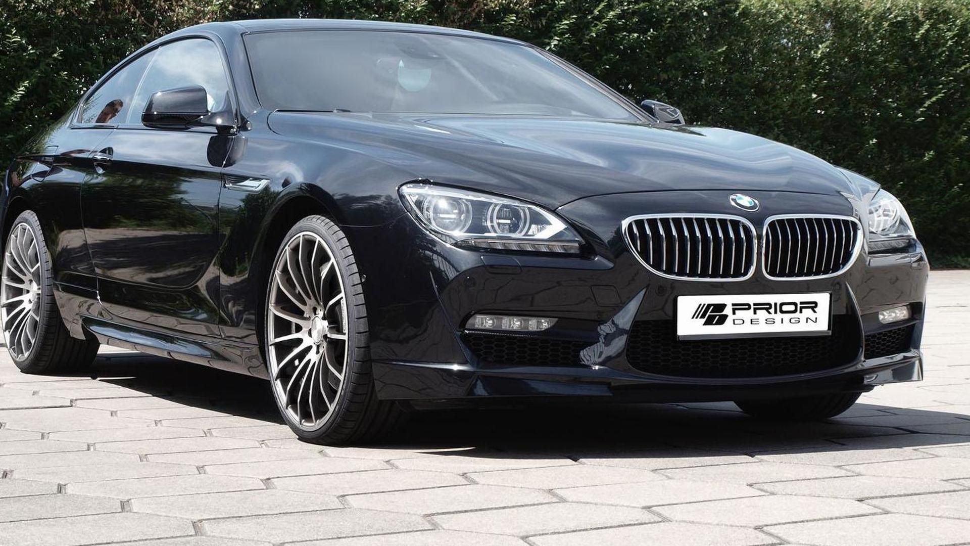 BMW 6-Series by Prior Design