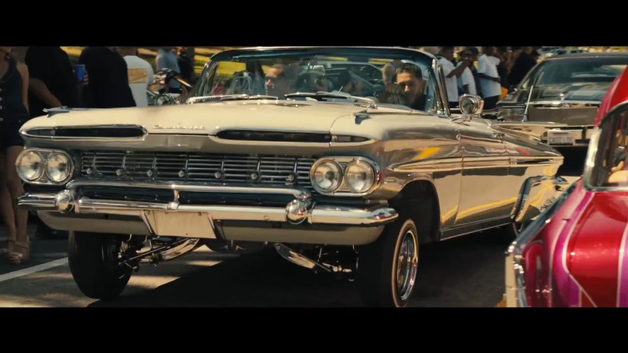 Lowriders are getting their own movie, check out the trailer