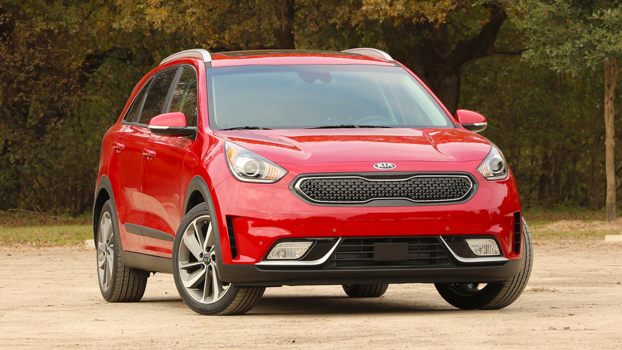 Kia Niro EV confirmed for 2018 with Ioniq Electric's hardware