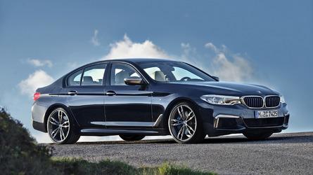2018 BMW M550i xDrive is cheaper, quicker than Mercedes-AMG E43