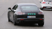 2016 Porsche Panamera spied up close