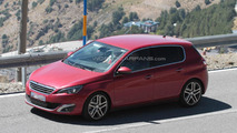 Peugeot 308 GTI spied during final testing ahead of Paris debut