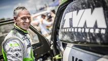 Erik van Loon (NL) - MINI ALL4 Racing # 314