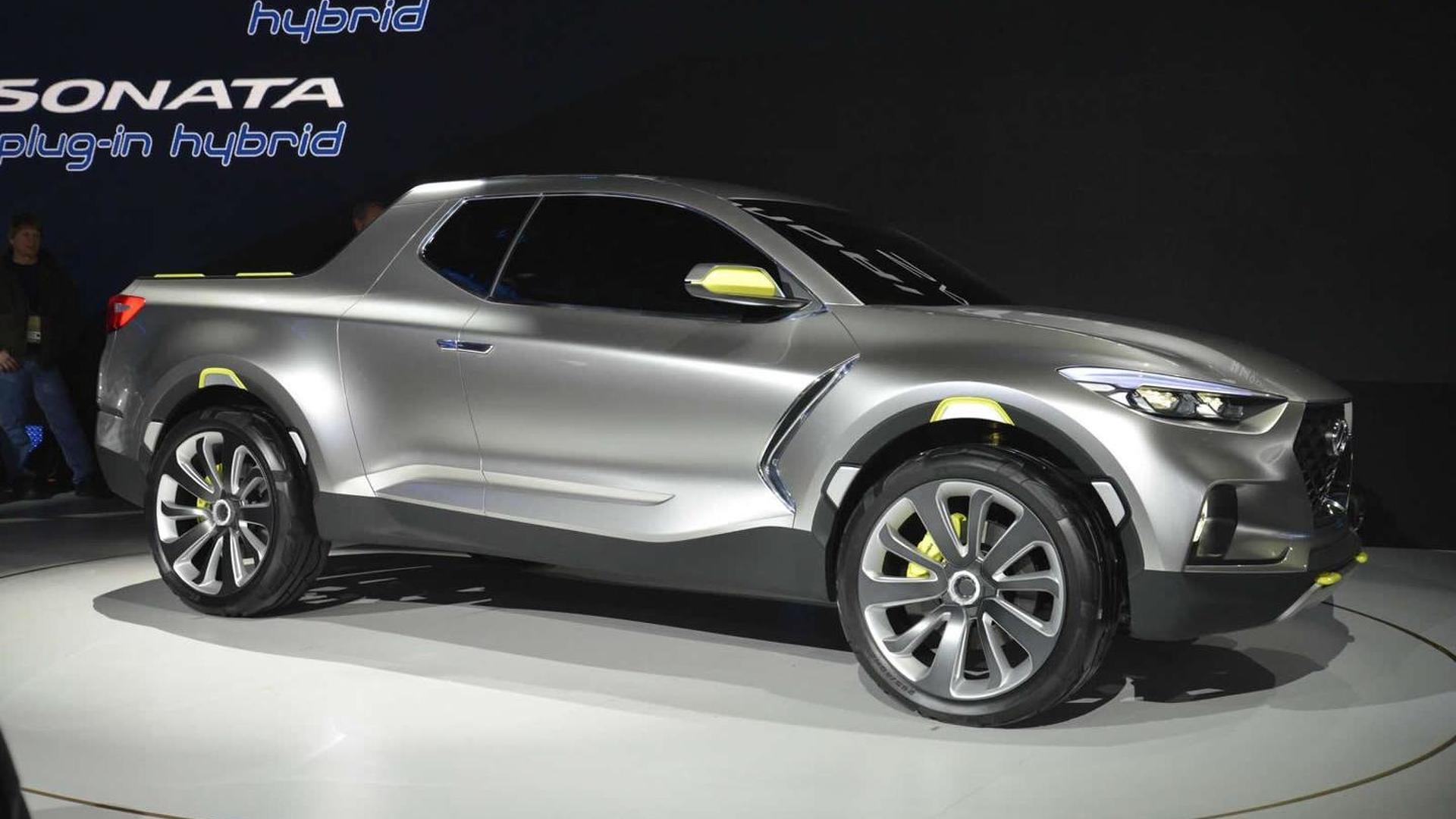 Hyundai says Santa Cruz production very likely; won't be labeled as pickup truck