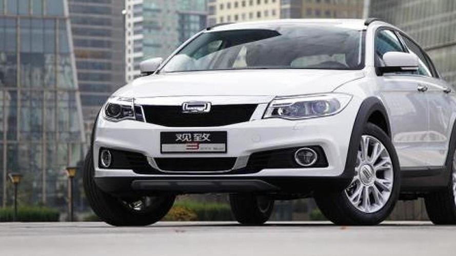 Qoros 3 City SUV revealed ahead of Guangzhou debut