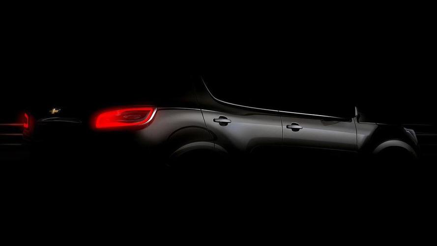 2013 Chevrolet TrailBlazer teased